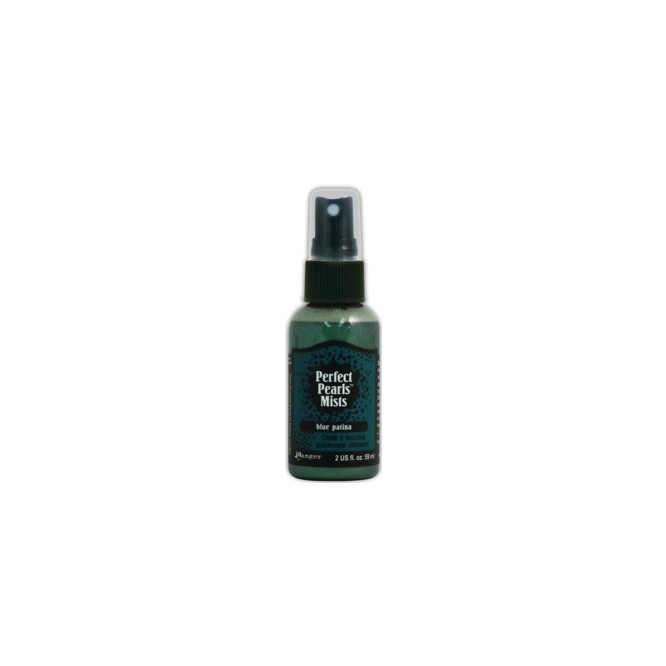 Perfect Pearls Mists 59ml - Blue Patina