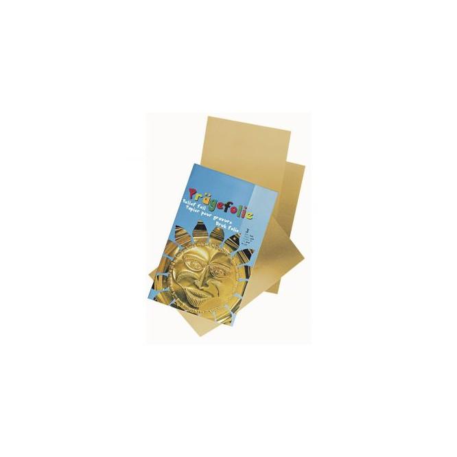 Σετ φύλλα μετάλλου (3τεμ - 18.5 x 29.5 x 0.007cm)