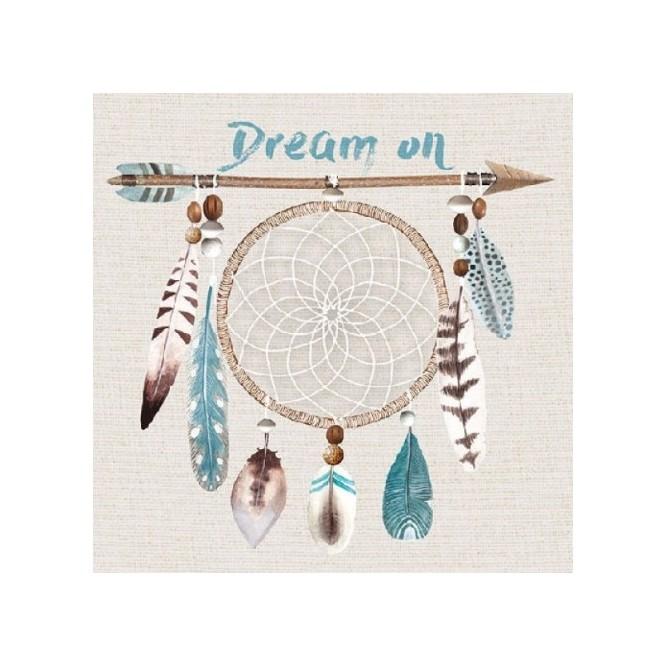 Χαρτοπετσέτα για Decoupage, Dream On / 13310050