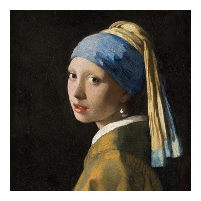 Χαρτοπετσέτα για Decoupage, Girl With The Pearl Earring / 13311590