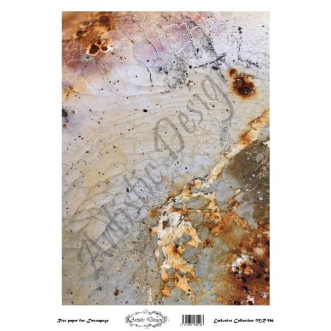 Ριζόχαρτο Artistic Design για Decoupage 30x40cm, Background (Φόντο) / MR916