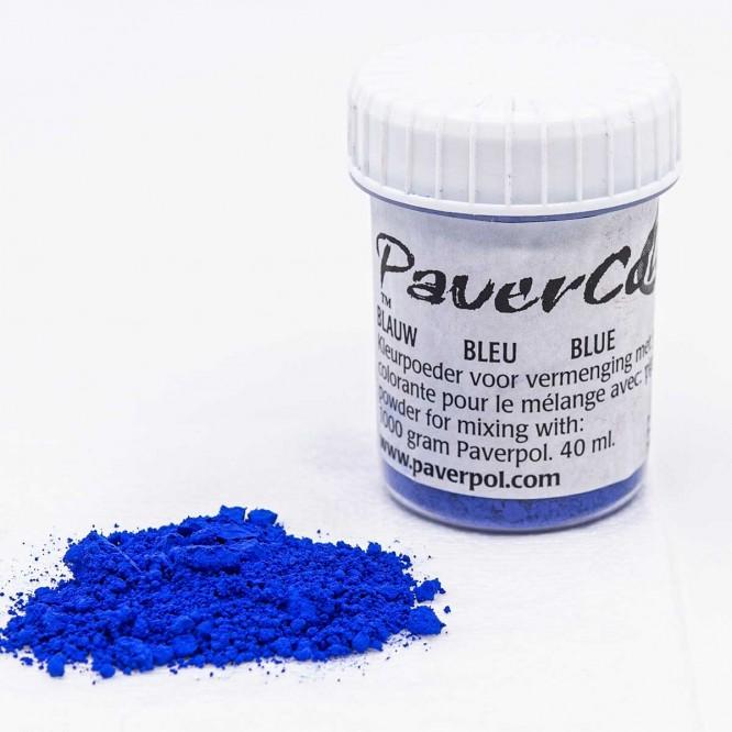 Pavercolor Mπλε 40ml