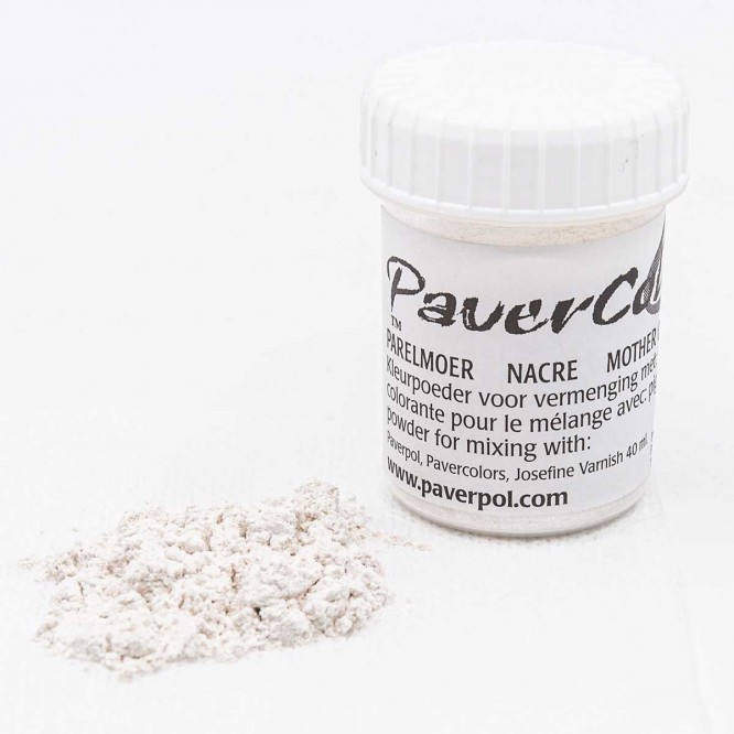 Pavercolor Mother Of Pearl 40ml