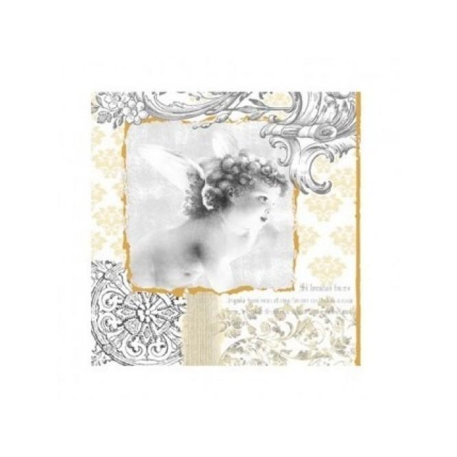 Χαρτοπετσέτα για Decoupage, Little Angel / SDL059000