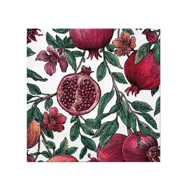 Χαρτοπετσέτα για Decoupage, Pomegranate / SDL123300