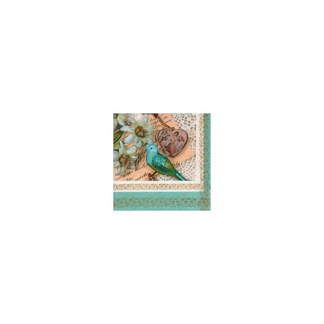 Χαρτοπετσέτα για Decoupage, Grandmas memories / PD-60854