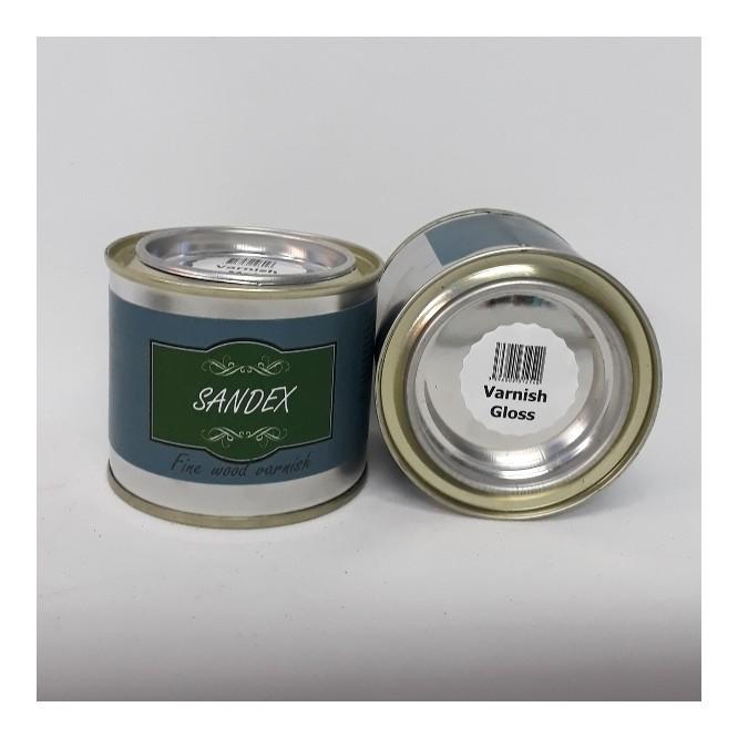 Βερνίκι Γυαλιστερό χαμηλού διαλύτου Karron 250ml (διάφανο μελί)
