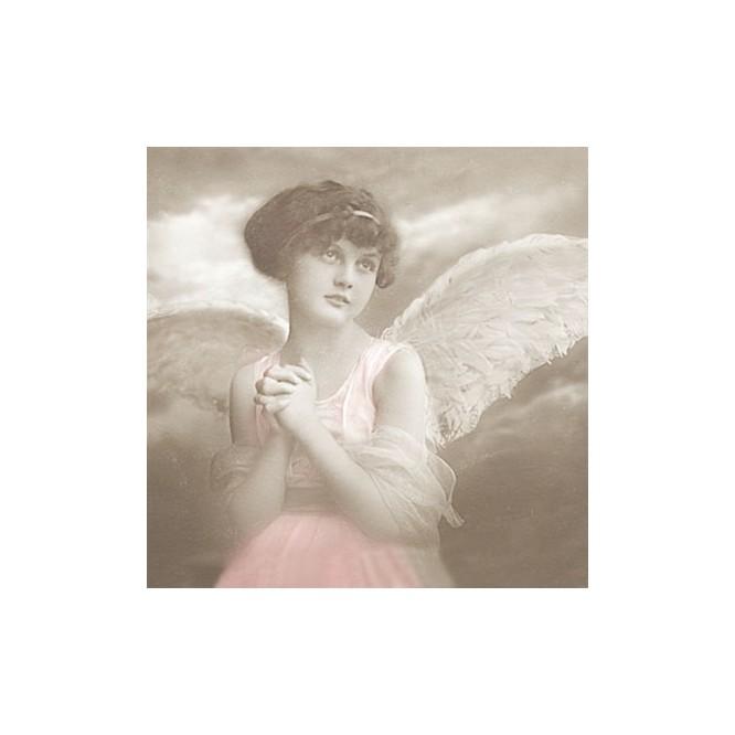 Vintage Χαρτοπετσέτα για Decoupage, Angel Praying / SG-80050