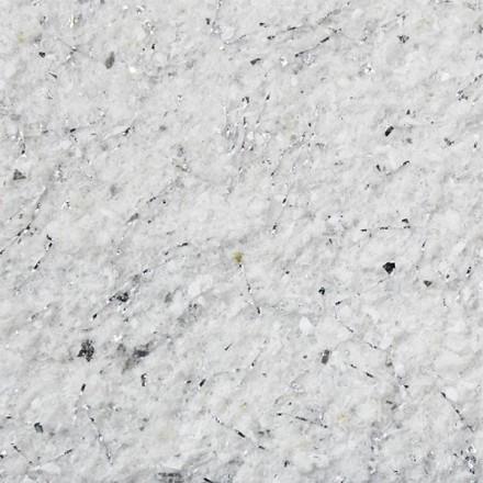 DecoFoam 70gr, Λευκό Ασημί