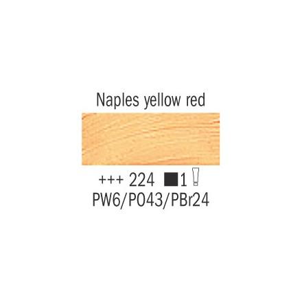 Λάδι Van Gogh Talens 20ml, Naples Yellow Red