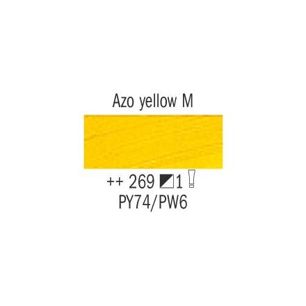 Λάδι Van Gogh Talens 20ml, Azo Yellow Medium