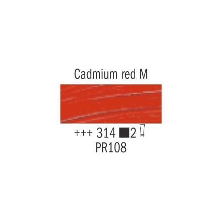 Λάδι Van Gogh Talens 20ml, Cadmium Red Medium