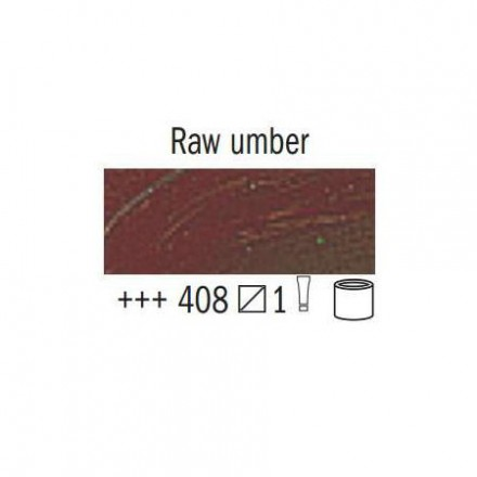Λάδι Van Gogh Talens 60ml, Raw Umber