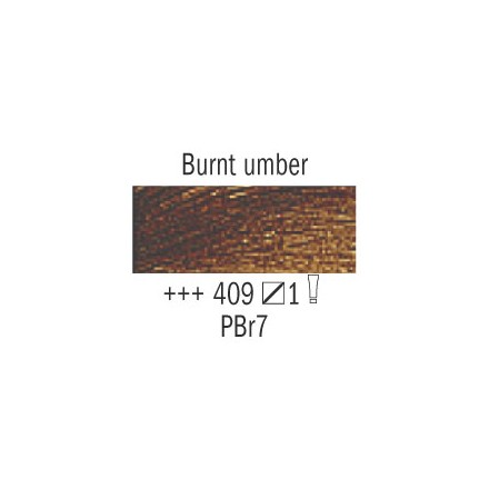 Λάδι Van Gogh Talens 60ml, Burnt Umber