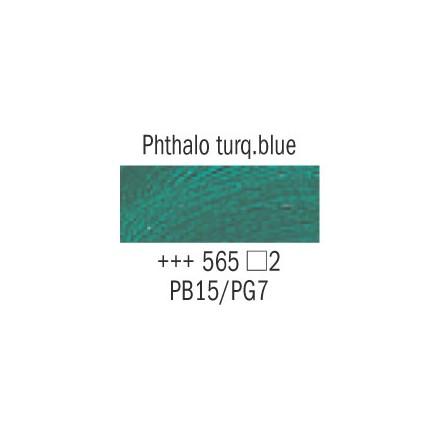 Λάδι Van Gogh Talens 20ml, Phthalo Turquoise Blue