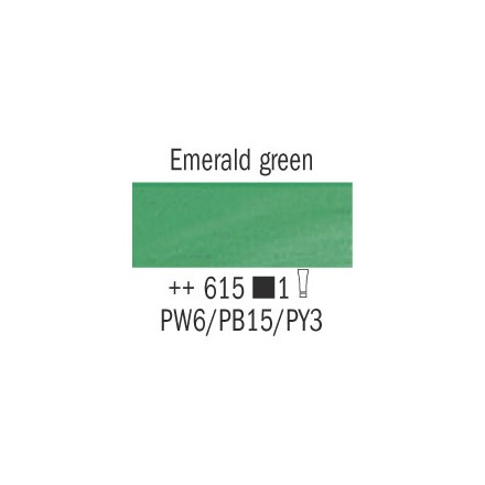 Λάδι Van Gogh Talens 20ml, Emerald Green