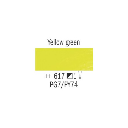 Λάδι Van Gogh Talens 20ml, Yellow Green