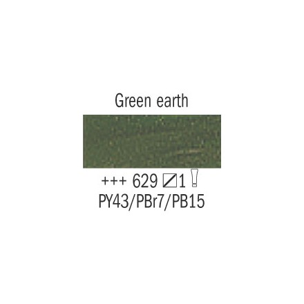 Λάδι Van Gogh Talens 20ml, Earth Green