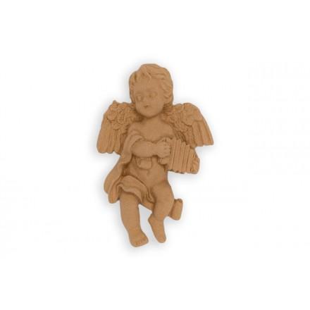 Ξυλόγλυπτο Άγγελος 7x5.5cm