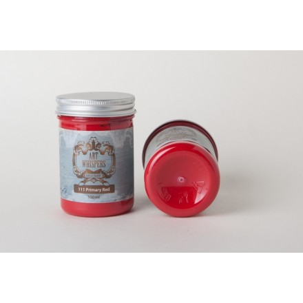 Ακρυλικά Χρώματα Art Whispers 100ml, Primary Red