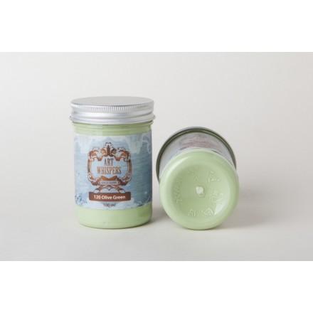 Ακρυλικά Χρώματα Art Whispers 100ml, Olive Green