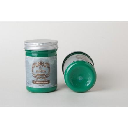 Ακρυλικά Χρώματα Art Whispers 100ml, Festive Green