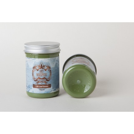 Ακρυλικά Χρώματα Art Whispers 100ml, Leaf Green