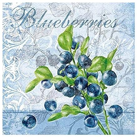 Χαρτοπετσέτα για Decoupage, Blueberries / 13308055