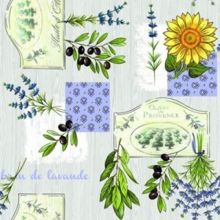 Χαρτοπετσέτα για Decoupage, Provence / 13309165