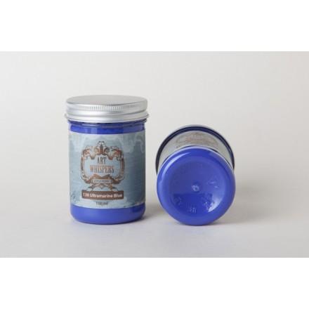 Ακρυλικά Χρώματα Art Whispers 100ml, Ultramarine Blue