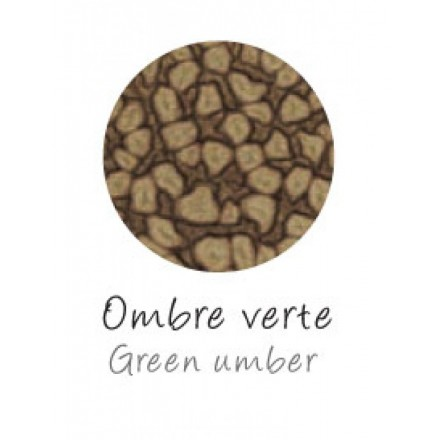 Fantasy Prisme Colours 45ml (Pebeo), Green Umber