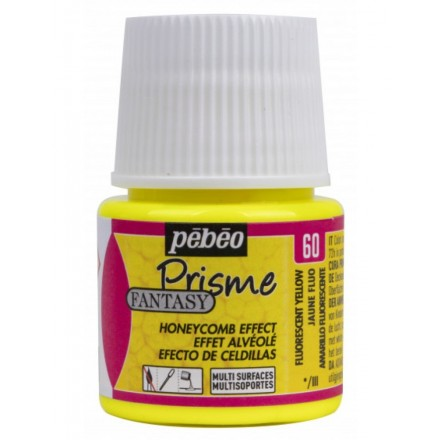 Fantasy Prisme Colors 45ml (Pebeo), Fluo Yellow