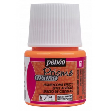 Fantasy Prisme Colors 45ml (Pebeo), Fluo Orange