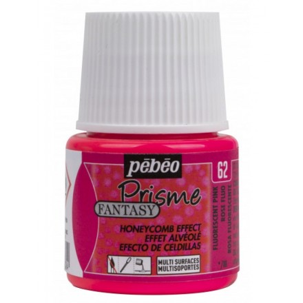 Fantasy Prisme Colors 45ml (Pebeo), Fluo Pink