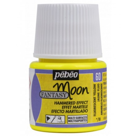 Fantasy Moon Colors (Pebeo) 45ml, Fluo Yellow