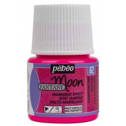 Fantasy Moon Colors (Pebeo) 45ml, Fluo Rose