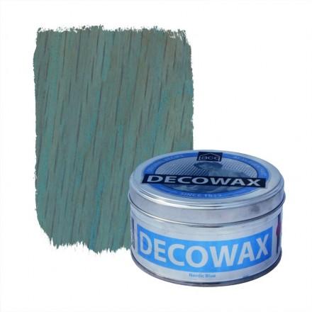 Κερί Παλαίωσης Lacq Decowax 370ml, Nordic Blue