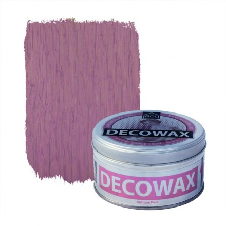 Κερί Παλαίωσης Lacq Decowax 370ml, Antique Pink