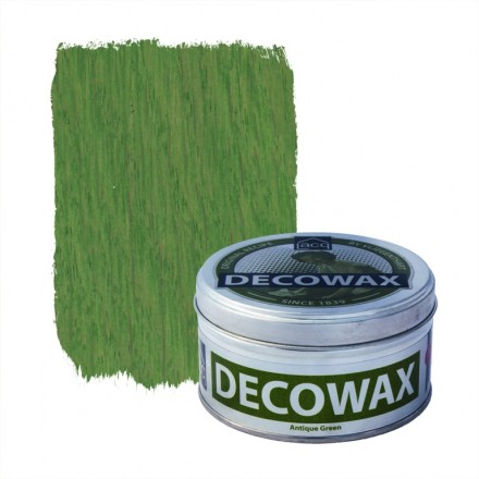 Κερί Παλαίωσης Lacq Decowax 370ml, Antique Green
