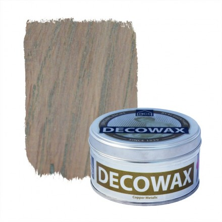 Κερί Παλαίωσης Lacq Decowax 370ml, Copper Metallic