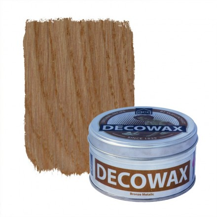 Κερί Παλαίωσης Lacq Decowax 370ml, Bronze Metallic