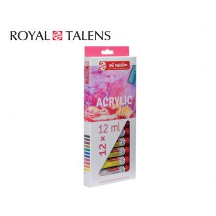 Talens Art Creation acrylic colour set 12 x 12ml
