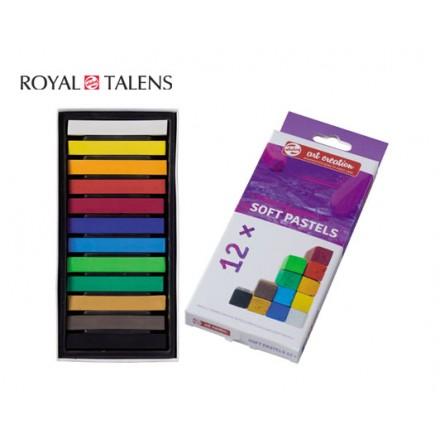 Σετ Soft Pastel Talens Art Creation, 12 χρωμάτων