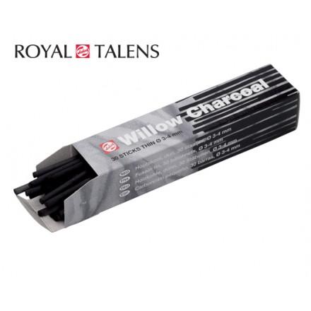 Κάρβουνο Talens, 3-4mm (30τμχ)