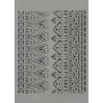 Στένσιλ (Stencil) Decostar 21x30cm / A0010