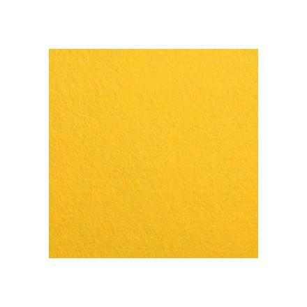 Φύλλο Τσόχας πάχους 2mm (30 x 30cm) - Jaune Sol