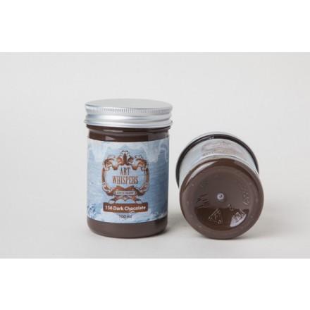 Ακρυλικά Χρώματα Art Whispers 100ml, Dark Chocolate