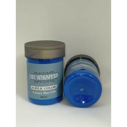 Ακρυλικά Χρώματα Art Whispers 100ml, Primary Blue