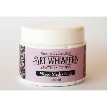 Mixed Media Glue Art Whispers 100ml