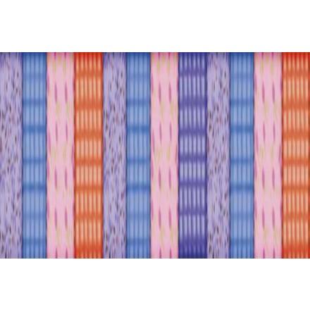 Αυτοκόλλητα Borders (43.6 x 4cm)